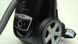 Тест пылесоса Philips FC 9176