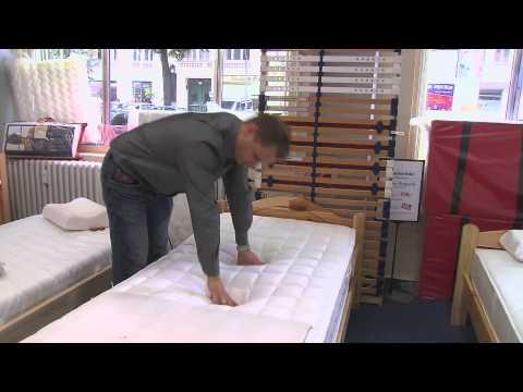arten von matratzen erst. Black Bedroom Furniture Sets. Home Design Ideas