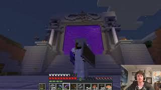 Vanilla WoW Dark Portal in Minecraft