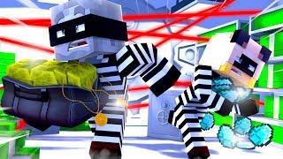 24 STUNDEN als VERRÜCKTER EINBRECHER!? - Minecraft [Deutsch/HD]