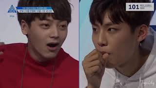 Becoming Wanna One Was Not Easy (Park Woojin Version)