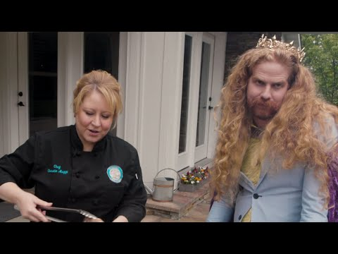 Cooking with King Scott: BBQ party for Scott's Knight Night School graduation