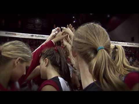 Nebraska Volleyball 2013 -