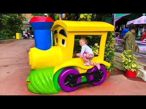 Family Fun Outdoor Amusement Theme Park Funny Playground and Entertainment for kids