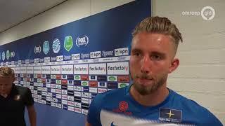 De Graafschap stunt met 2-0 tegen Feyenoord