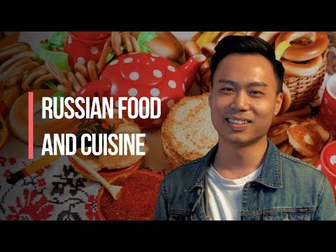 Russian food |  WHAT THEY EAT IN RUSSIA | Charles advice | Russia tips | Travel Moscow