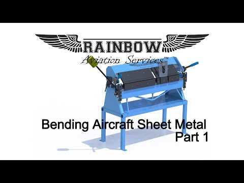 Bending Sheet Metal Part 1