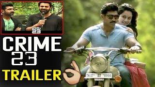 Prabhas Launched Arun Vijay crime 23 Telugu Movie Trailer | Vijay Kumar | TE Tv