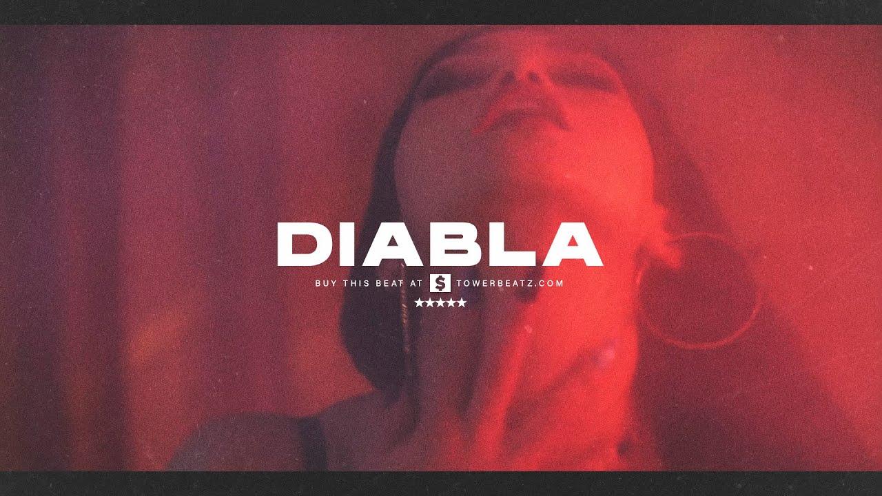 "6LACK x The Weeknd Type Beat - ""Diabla"""