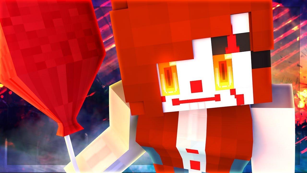 "Download ITFUNNEH Trailer (2017) - ""IT"" Parody Minecraft Edition"