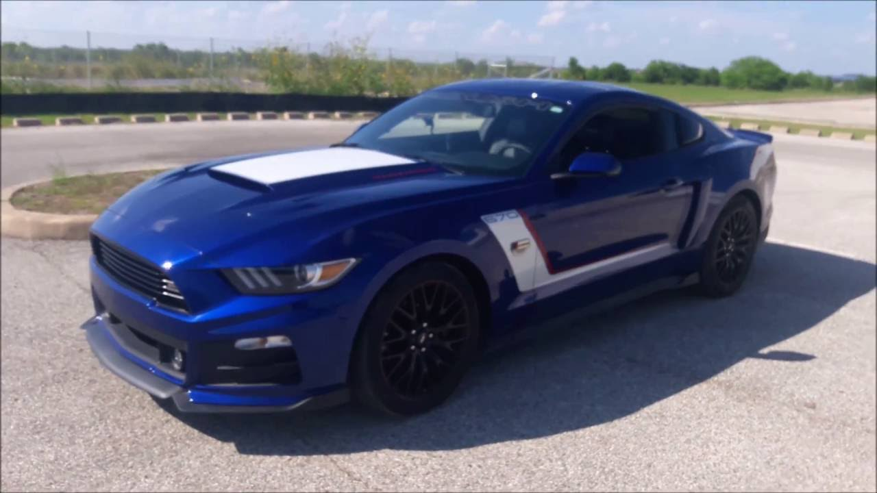 2016 roush warrior stage