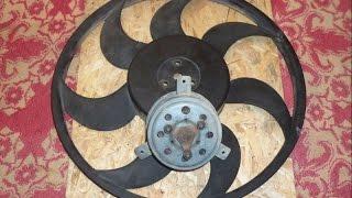 видео вентилятор охлаждения радиатора