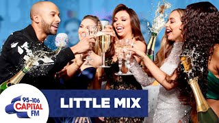 Little Mix Get Boozy On The BRITs