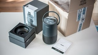 Bose Portable Home Speaker - E…