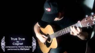 Love Generation: True True / Hear me Cry on solo guitar by DaVynci
