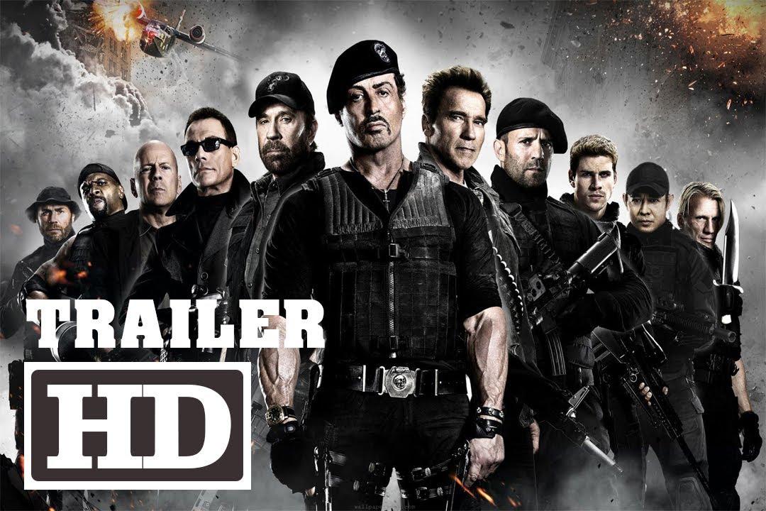 I Mercenari 3 (2014) - Trailer Ufficiale Italiano HD