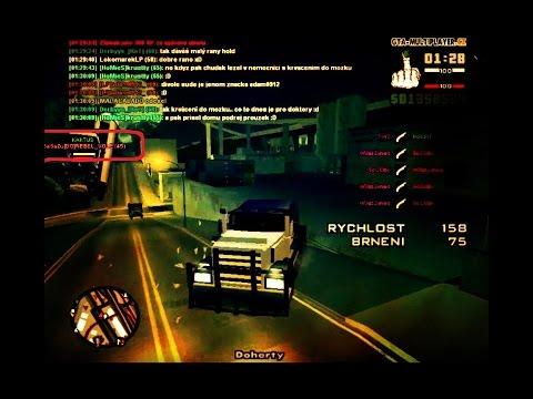 | GTA SA | J@zex | WtLS | Noční hrátky s Ghostem :** |