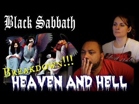Black Sabbath Heaven And Hell Reaction!!!
