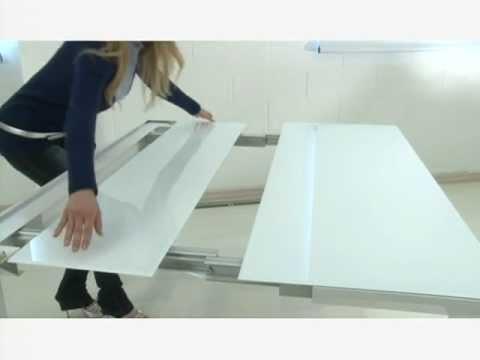Consolle Glass Ozzio.Metro Consolle By Ozzio Design