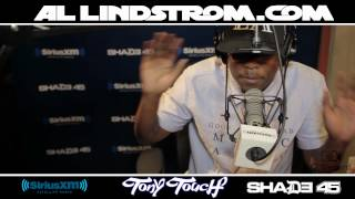 Kendrick Lamar Freestyle (feat. Cedric The Entertainer) on Toca Tuesdays Shade 45