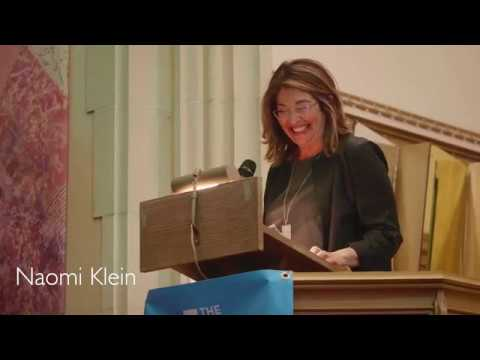 Naomi Klein at A Green New Deal for All