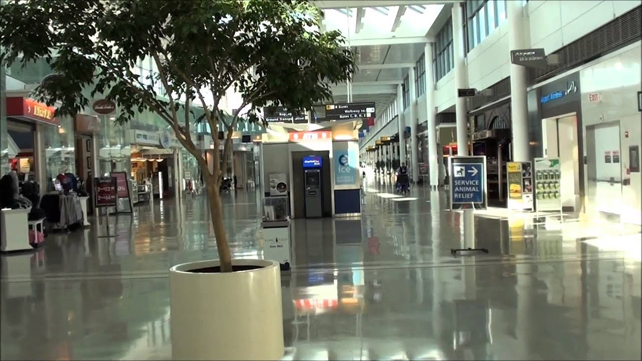 Airport Chronicles - IAD Dulles International Airport ...