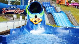 Video Water Park Family Fun at Skara Sommarland download MP3, 3GP, MP4, WEBM, AVI, FLV Desember 2017