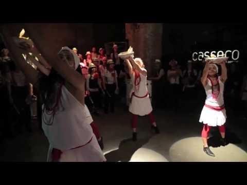 Corretto Samba & Sambaradan - live at Cassero Bologna, 14 Dec 2016