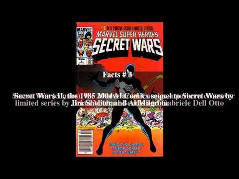 Secret Wars (disambiguation) Top # 7 Facts