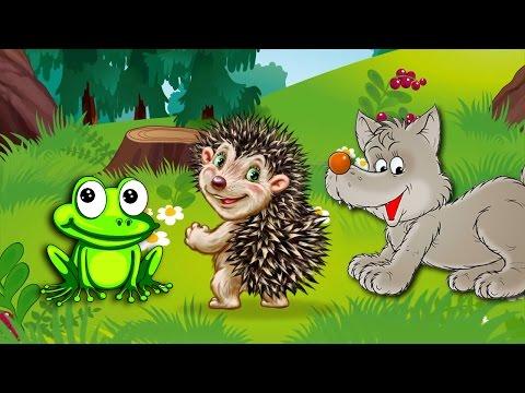 Игры как Мультик, Кто Спрятался в Лесу - Животные для Детей #game