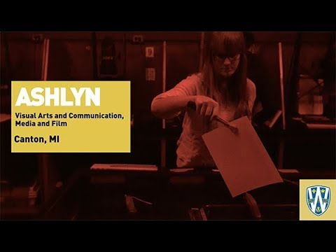 Ashlyn's Story - UWindsor Visual Arts and Communication, Media & Film
