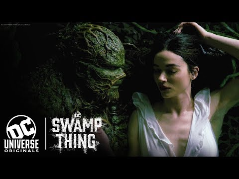 Swamp Thing Water Embrace   DC Universe   The Ultimate Membership