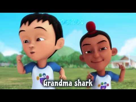 parody-baby-shark-dance-versi-upin-ipin