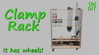 Space in my shop is becoming limited. so I decided it time to make racks for things and put wheels on them to make more room. ------