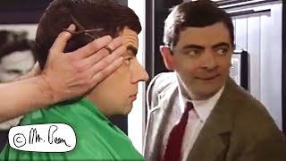 Hair by Mr. Bean of London | Part 1/5 | Mr. Bean Official