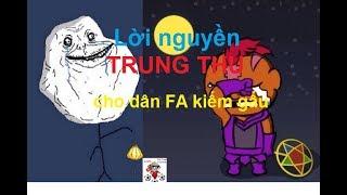 TRUNG THU: và lời nguyền FA tìm GẤU (funny troll)