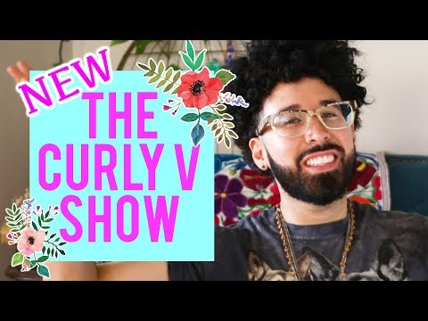 Welcome To The Curly V Show! | THECURLYVSHOW