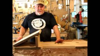 Making A Shaving Horse