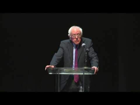 Bernie Sanders on Donald Trump and the state of American politics | Los Angeles