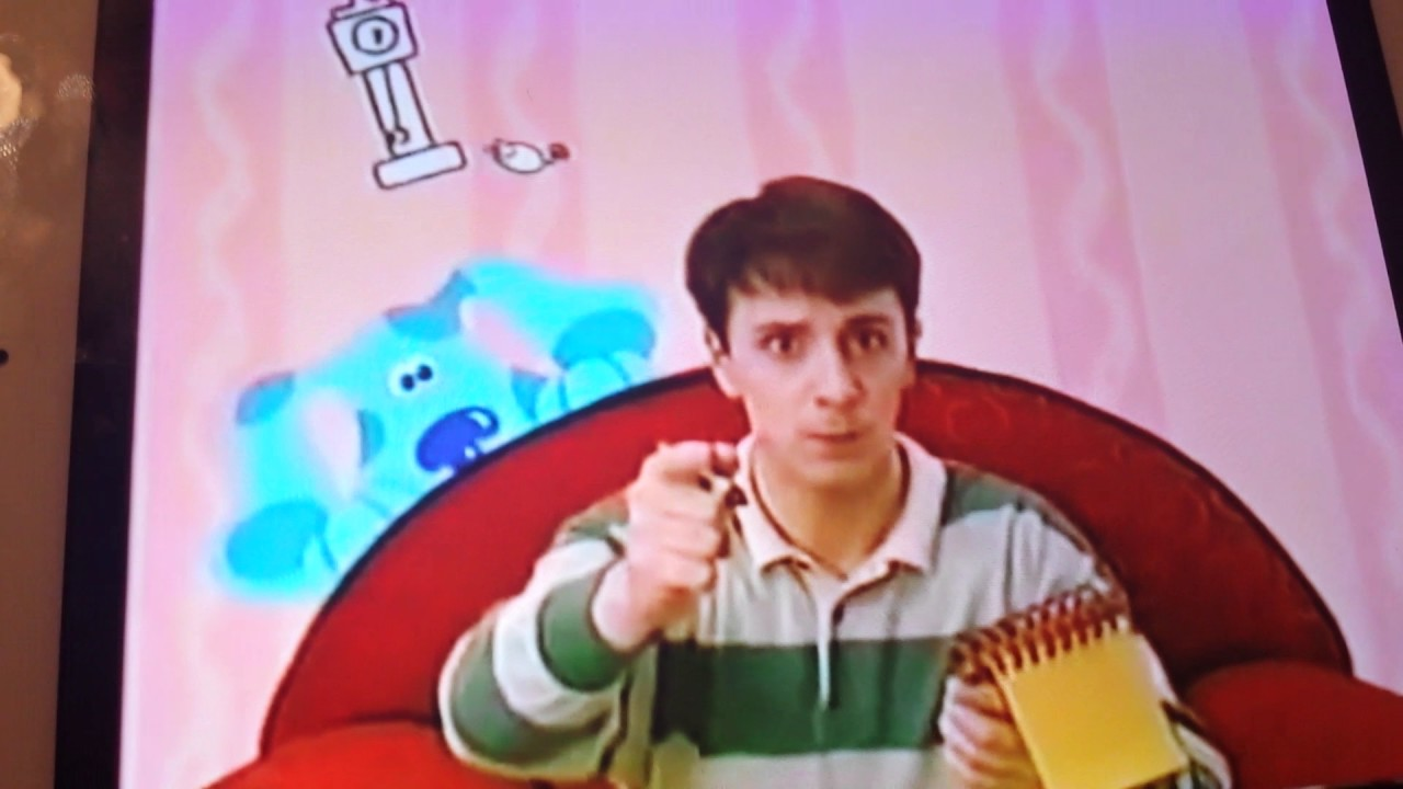 Blue's Clues No Phrase Complitation from Snack Time - YouTube