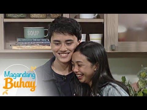 Magandang Buhay: Maymay surprises Edward