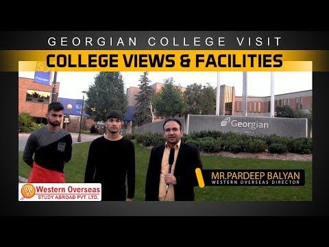 Mr.Pardeep Balyan Georgian College Visit - Students Feedback