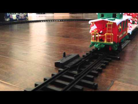 Vintage Limited Edition Holiday Time Express Musical Christmas Train Set