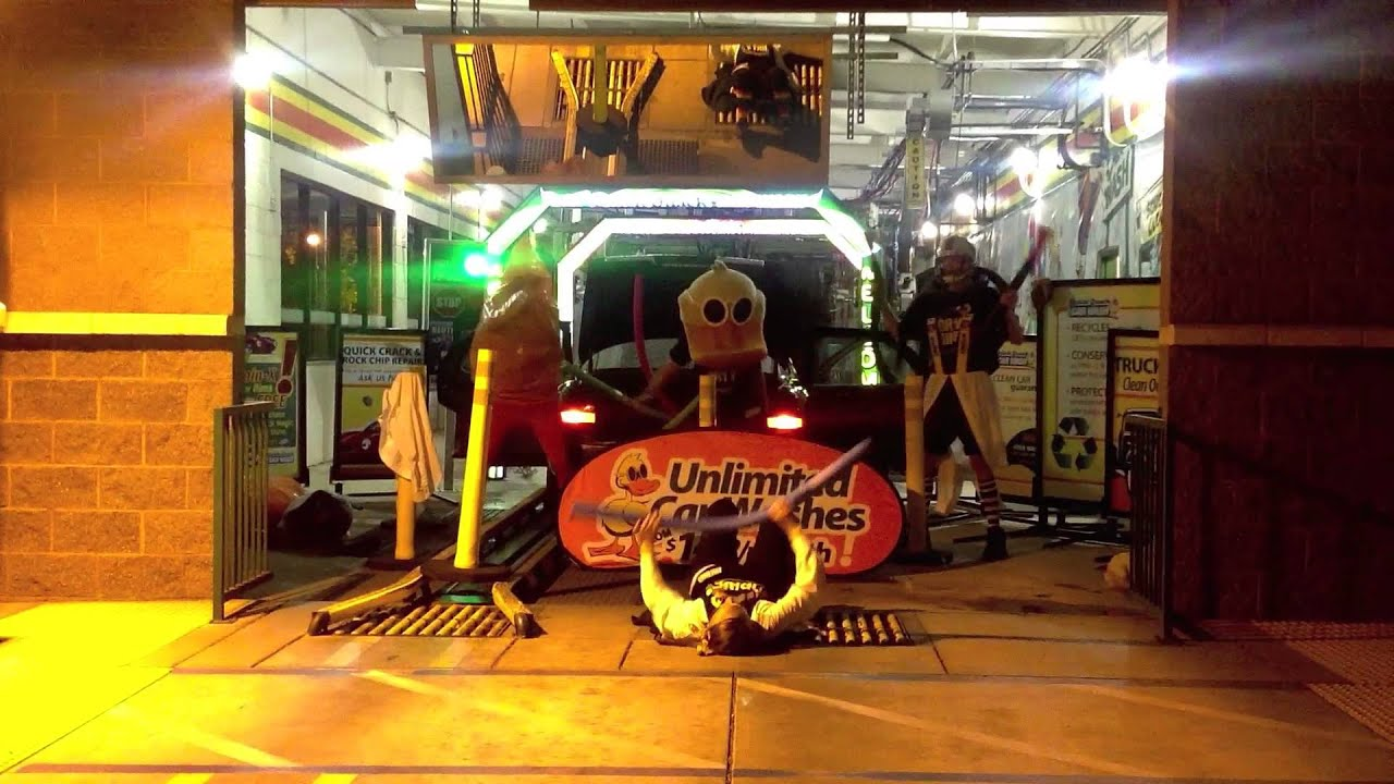 Quack Car Wash On Youtube