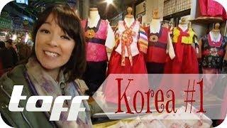 taff mit Nela Lee in Korea #1