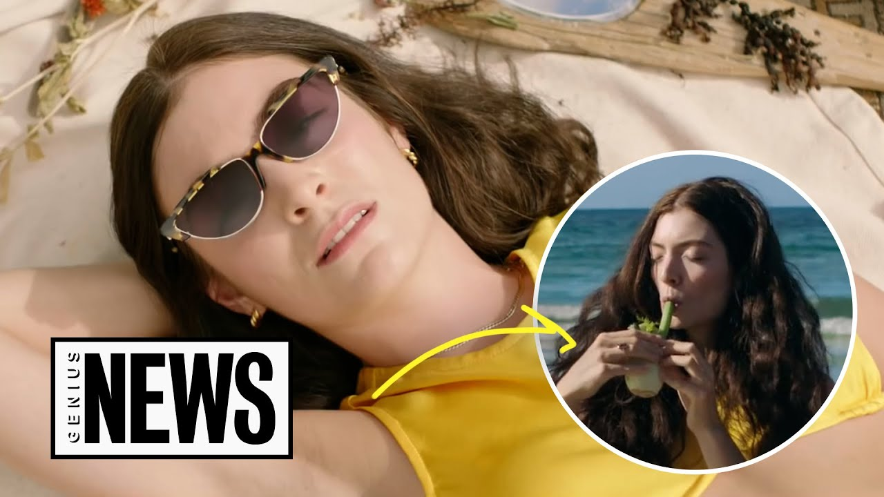 """Download Lorde's """"Solar Power"""" Explained 