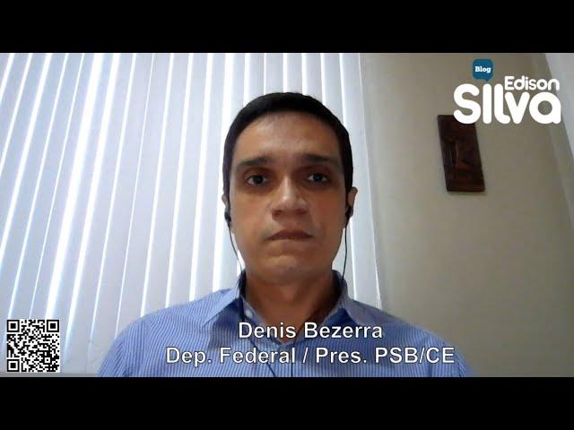 Presidente do PSB/CE diz ter uma boa relação com PDT e PT no Ceará