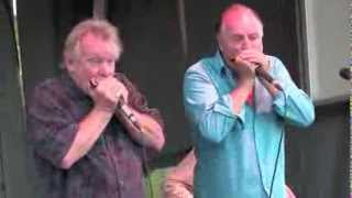"Downchild Blues Band: ""Jump Right Up"", Southside Shuffle, Port Credit, Toronto 2013"