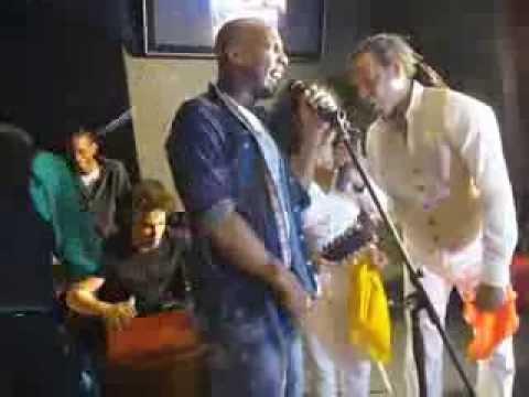 Rumba Guaguancó con La Leyenda y sus amigos - Centro Bar Zurich 28.4.2013