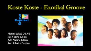 Demo Sega  - Exotikal Groove Album Laisse Ou Ale